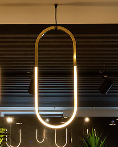 Pendant light - 116B