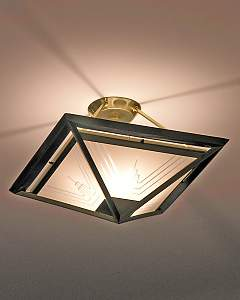 Pendant light - 348F