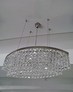 Pendant light - 586F